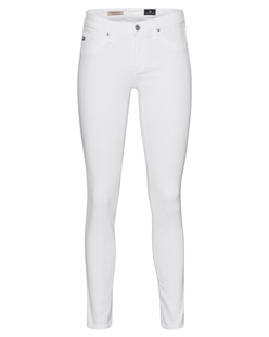 AG Jeans The Legging Ankle White