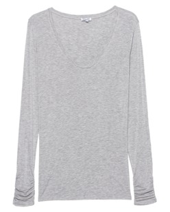 SPLENDID One and One Rayon Heather Grey