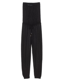 Melissa Odabash Stella Black Knit