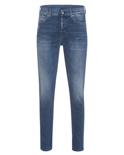 7 FOR ALL MANKIND Josefina Washed Blue