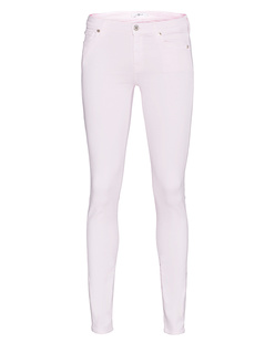 7 FOR ALL MANKIND The Skinny Slim Illusion Rose