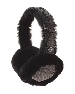 UGG Sparkle Earmuff Black