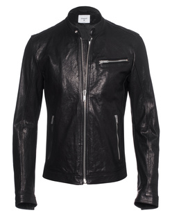 Dondup Los Angeles Leather Black