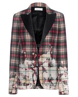 FAITH CONNEXION Scottish Jacket Red