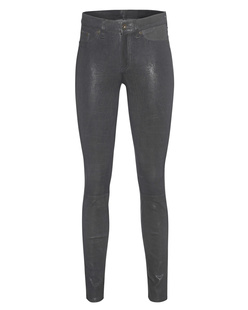 RAG&BONE Washed Charcoal Skinny