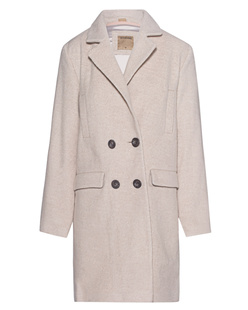 TRUE RELIGION Women´s Coat Dirty Sand