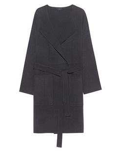 JOSEPH Coat Light Outerwear Anthracite