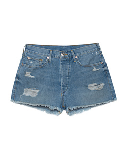 TRUE RELIGION Scout Boyfriend Short Vintage