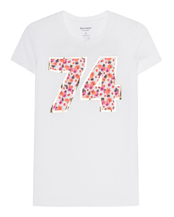 JUICY COUTURE Marina Floral White