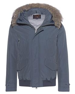 WOOLRICH Polar Jacket Blue Grey