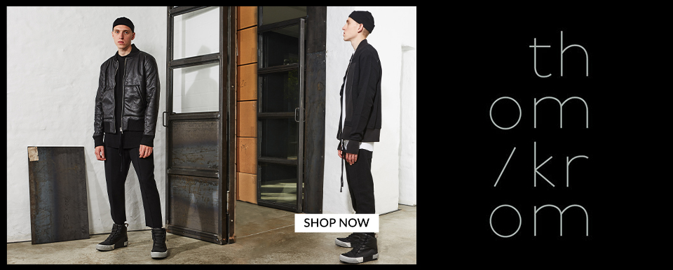 Exclusive Menswear By Top Designers At The Online Shop Jades24