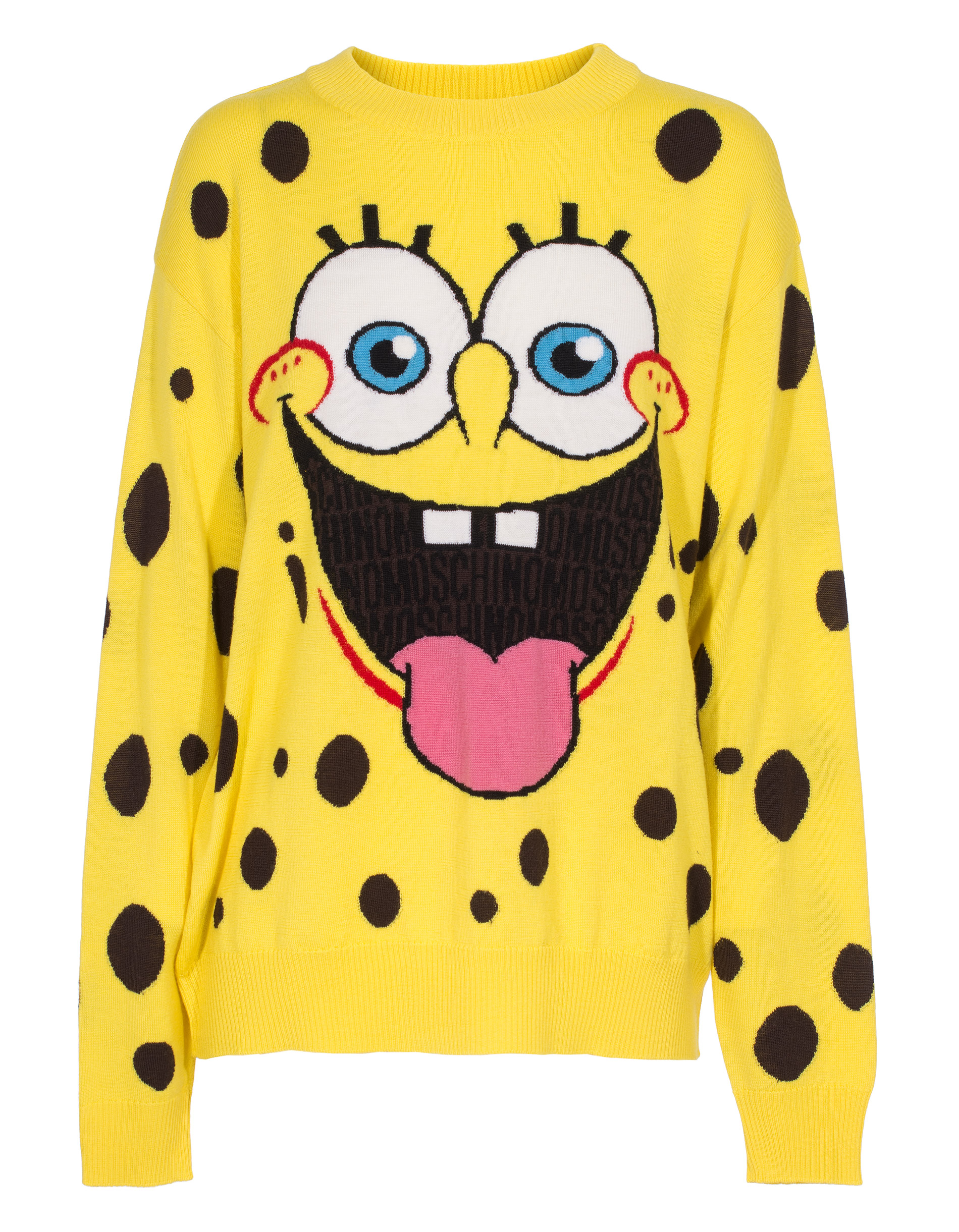Spongebob Sweater On The Hunt