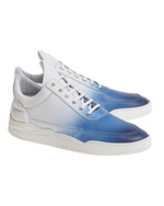 Filling Pieces Filling Pieces Low Top Degrade Blue White