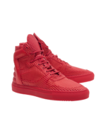 Filling Pieces Filling Pieces High Top Pyramid II Red