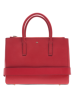 ANYA HINDMARCH ANYA HINDMARCH Ebury Soft Small Red