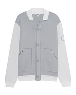 KENZO KENZO Bomber Light Grey White