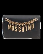 MOSCHINO MOSCHINO Chain Letters Black