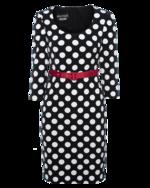 BOUTIQUE MOSCHINO BOUTIQUE MOSCHINO Dots Shift Belt Black