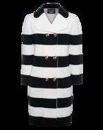 BOUTIQUE MOSCHINO BOUTIQUE MOSCHINO New Striped Black White