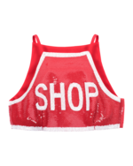 MOSCHINO MOSCHINO Shop Red