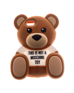 MOSCHINO MOSCHINO Sweet Bear 6 Not A Toy Brown