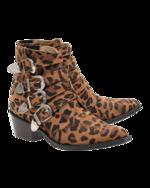 Toga Pulla Toga Pulla Cowboy Suede Leopard