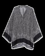 HELMUT LANG HELMUT LANG Kimono Persian Floral Black
