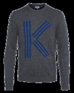 KENZO KENZO Logo Grey
