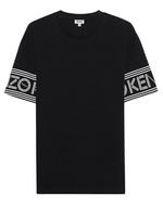 KENZO KENZO Script Sleeve Black