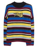 KENZO KENZO Striped Tiger Multicolor
