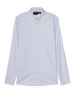 THE KOOPLES THE KOOPLES Classic Shirt Rhombs Light Blue