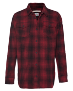 OFF-WHITE C/O VIRGIL ABLOH OFF-WHITE C/O VIRGIL ABLOH Tartan Shirt Other Red Black
