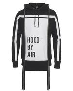 Hood by Air Hood by Air Double Stripe Black