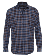 DSQUARED2 DSQUARED2 Checked Flannel Blue