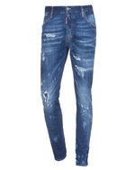 DSQUARED2 DSQUARED2 Sexy Twist Long Crotch Blue