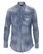 DSQUARED2 DSQUARED2 Vintage Denim Light Blue