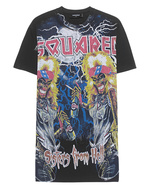 DSQUARED2 DSQUARED2 Iron Maiden Black