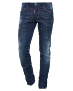 DSQUARED2 DSQUARED2 Slim Colour Splash Dark Blue