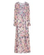 SEE BY CHLOÉ SEE BY CHLOÉ Robe Floral Natural White