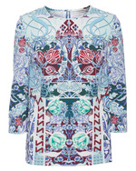 MARY KATRANTZOU MARY KATRANTZOU Spellbound Calligraphy Multi