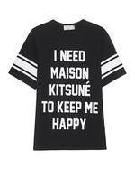 MAISON KITSUNÉ MAISON KITSUNÉ I Need Black