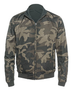 WOOLRICH WOOLRICH Reversible Camou Oliv
