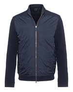 WOOLRICH WOOLRICH Wool Cotton Track Navy