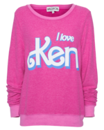 WILDFOX WILDFOX I Love Ken Pink Corvette