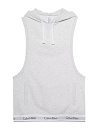 CALVIN KLEIN JEANS Sleepwear Hood Heather Grey