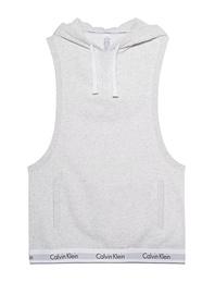 CALVIN KLEIN JEANS Sleepwear Hood Heather Grey