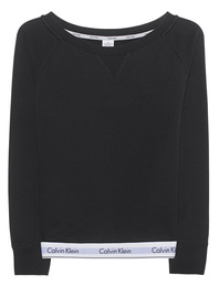 CALVIN KLEIN JEANS Sleepwear Sweater Black