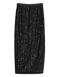JADICTED Sequin Chic Black