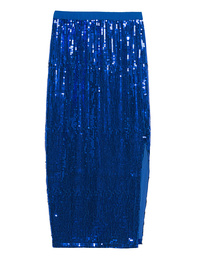 JADICTED Sequin Chic Electric Blue