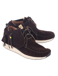 Visvim FBT Dark Brown